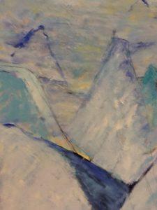 Akrylbillede Grønland