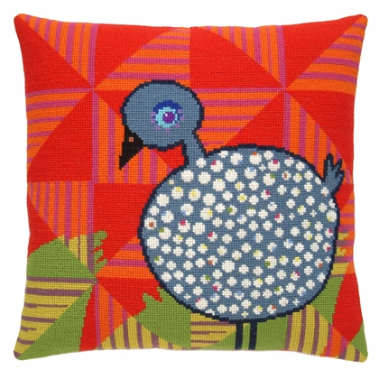 Perlehøne designet af Astrid Skibsted Holm